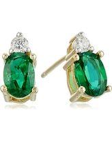 diamond and emerald earring designs - Google'da Ara