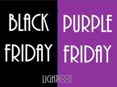 TURN MY BLACK FRIDAY INTO PURPLE FRIDAY! | lightgoodfood.ro My Black, Black Friday, Purple, Food, Essen, Meals, Yemek, Viola, Eten