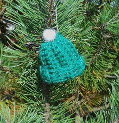 Suzies Stuff: MY STOCKING CAP TREE ORNAMENT (C)