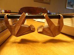 Origami Sloths