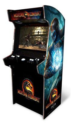 Mortal Kombat Arcade Game ! WANT