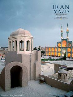 Yazd(MirChakhmagh) | por Fariborz  Alagheband