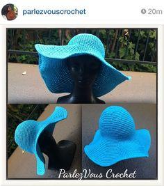 My first sun hat