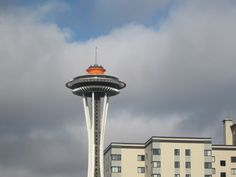 Another view of the Space Needle