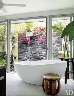 Bathtub Inspiration: Bathroom Design Ideas
