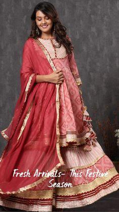 Pakistani Bridal Wear, Kurti Designs Party Wear, Sharara, Bridal Outfits, Occasion Wear, Bollywood Fashion, Ootd Fashion, Western Wear, Indian Dresses