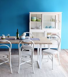 Vincent Sheppard | Life Stories of Lloyd Loom | Thomas dining chairs | Fåes hos Huset Holmriis