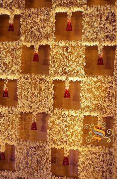 decoration home decor Engagement Stage Decoration, Wedding Hall Decorations, Desi Wedding Decor, Wedding Reception Backdrop, Marriage Decoration, Wedding Mandap, Backdrop Decorations, Flower Decorations, Backdrops