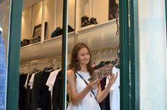 Barcelona # Spain # sisters # shopping
