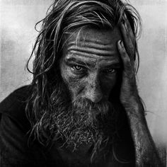 Work from Lee Jeffries, the amazing photographer I very much admire for his extensive work with the homeless. via Flickr