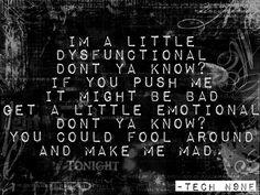 Dysfunctional - Tech N9ne