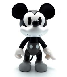 Mickey Mouse - B&W