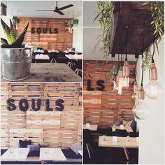 #souls Just before the opening. :) #veganfood #eatlikeyougiveafork