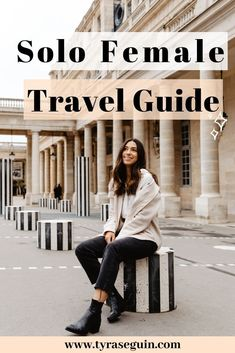 All about Solo Female Traveling in Europe and why you should try it! Solo Travel Tips, Europe Travel Tips, Travel And Leisure, Travel Goals, Travel Advice, Travel Guides, Travel Hacks, Barcelona Travel, Barcelona Spain