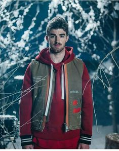 Andrew Taggart, Chainsmokers, Troy, Bomber Jacket, Vest, Hollywood, Bedroom Decor, Jackets, Fashion