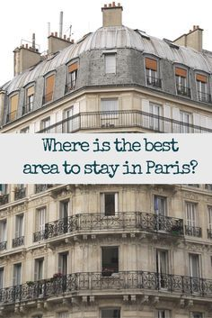 My guide to the arrondisements of Paris will help you choose the best area of Paris, France for you to stay Paris France, The Places Youll Go, Places To Visit, Places To Travel, Travel Destinations, Travel Guides, Travel Advice, Hotel Des Invalides, Paris Travel Tips