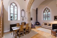 Going home to the chapel: step inside Britain's best church conversions | Homes & Property