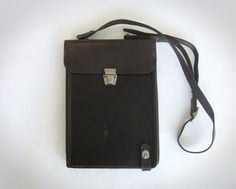 Russian officers army bag