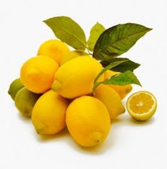 Avoid lemons if you have acid reflux