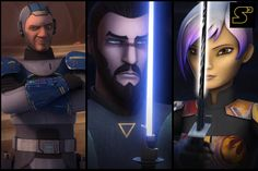 Starships Sabers and Scoundrels #20.5: Trials of the Darksaber