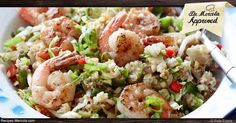 Make this Flavorful Cauliflower Fried Rice With Prawns, one of the many ketogenic recipes overflowing with fresh and sumptuous flavors. http://recipes.mercola.com/cauliflower-fried-rice-prawns-recipe.aspx?utm_source=dnl&utm_medium=email&utm_content=art2&utm_campaign=20171119Z1_UCM&et_cid=DM170960&et_rid=126256640