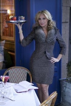 'Real Housewives of New York City' Exclusive Interview: Sonja Morgan Housewives Of New York, Real Housewives, Doctor For Kids, Bravo Tv, Housewife, Get Dressed, Lgbt, New York City, Peplum Dress