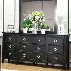 Newstead 9 Drawer Standard Dresser