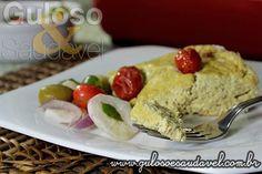 Esta Torta Fácil de Brócolis e Ricota faz sempre sucesso pelo sabor, pelo visual e praticidade, é um #almoço perfeito.   #Receita aqui: http://www.gulosoesaudavel.com.br/2014/11/05/torta-facil-brocolis-ricota/