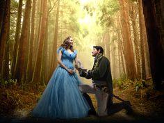Cristal Shoes - Cosplay Cinderella 2015