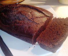 Bizcocho de Chocolate (sin gluten, sin lactosa y sin huevo)