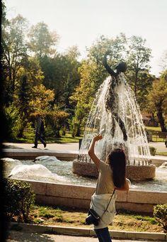 Photography by SP Kirilov: pose Lomography, Pose, Fans