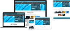 Forge Online creates yet another stunning example of contemporary and functionally powerful Open Source website design for Waters & Farr. Open Source, Digital Marketing, Contemporary, Website, Amp, Water, Design, Gripe Water