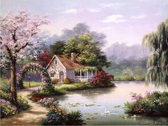 Arbor Cottage by Sung Kim
