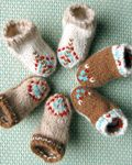 Socks, Booties, and Slippers - Knitting Crochet Sewing Embroidery Crafts Patterns and Ideas!