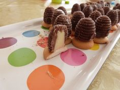 Piškótové úliky so Salkom (fotorecept) - recept Rum, Pudding, Cookies, Desserts, Food, Drink, Basket, Crack Crackers, Tailgate Desserts