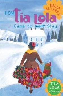 Books About Being Bilingual: How Tia Lola Came to (Visit) Stay - By Julia Alvarez. A great book for young readers about culture, language and what it takes to be a family! Loved it!