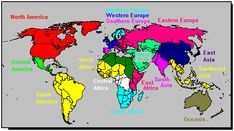 World regions 12 regions of the world map google search social world regions 12 regions of the world map google search publicscrutiny Choice Image