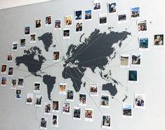 Polaroid Photo World Map Gugu Gugu Directory Photo Polaroid World Dec . - Polaroid photo world map Gugu Gugu directory photo Polaroid world decoration - Polaroid Foto, Polaroid Wall, Polaroids On Wall, Polaroid Display, Polaroid Pictures Display, World Map Photo, World Map Wall Art, World Map Decor, World Maps