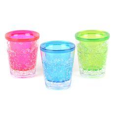 Freezer shot glass
