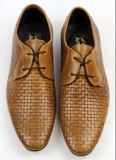 Delicious Junction Basket Weave Shoes