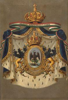 Escudo de Maximiliano de Habsburgo - 3 Museos