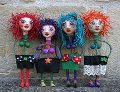 harem6: Fibre Haired Dolls