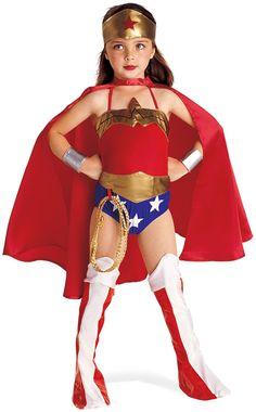 PartyBell.com - Justice League DC Comics #WonderWoman #ChildCostume