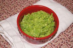 pea pesto (1 pp per 1/4 cup)