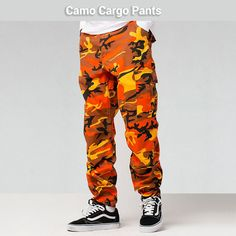 55.84 // Like and Share     Tag a friend who would love this!     FREE Shipping Worldwide     Get it here ---> https://shopnowtop.com/product/camo-cargo-pants-18/