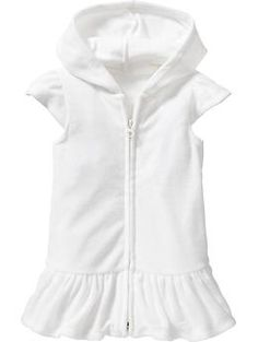 Hooded Terry Swim Cover-Ups for Baby | Old Navy (18-24mths)