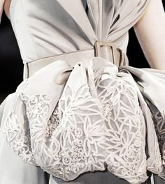 Christian Dior Haute Couture Fall-Winter 2008.