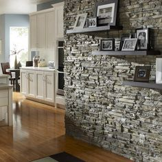 Nantucket Stacked Stone