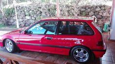 HONDA Civic 1.5I LSI COUPE en Las Palmas - vibbo - 102908679