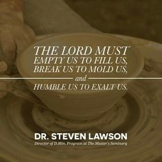 christian quotes | Steve Lawson quotes | suffering | God's discipline